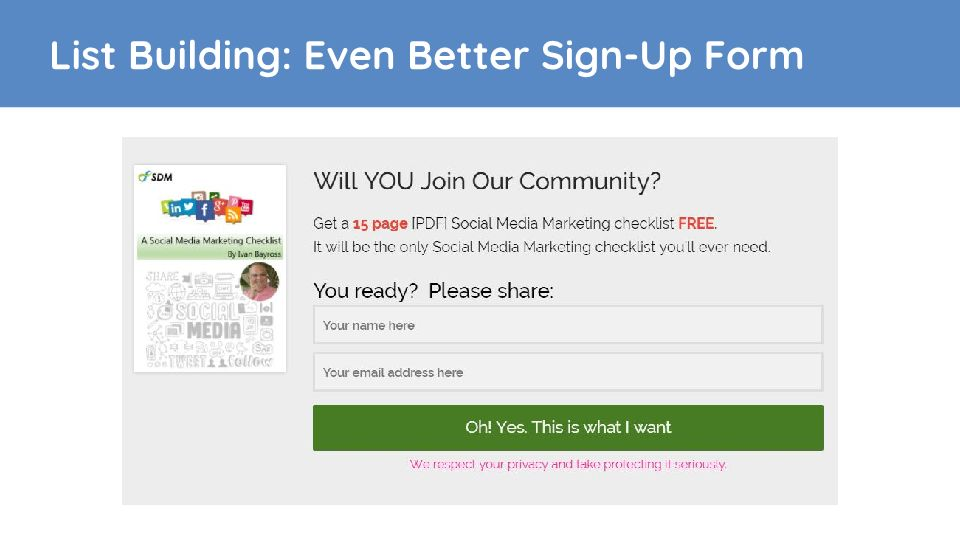 E Commerce Email Marketing Presentation 017