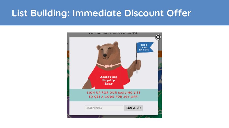 E Commerce Email Marketing Presentation 018