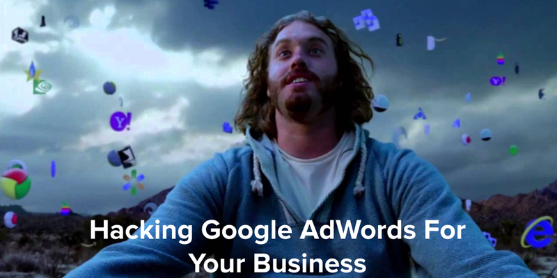 How to Hack AdWords For Your Startup
