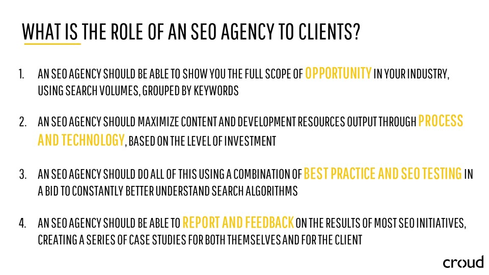 Search Marketing through the Lens of SEO 040