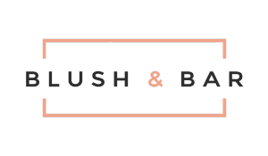 Blush and Bar Logo