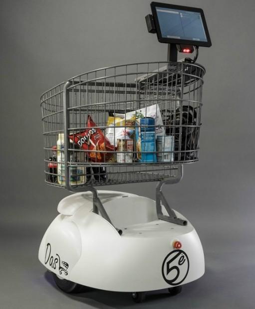 Dash Shopping Robot