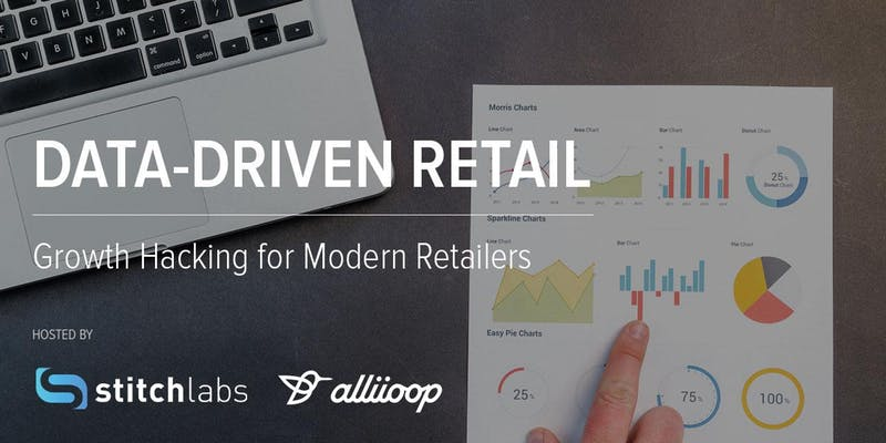 New York Meetup Data-Driven Retail — Growth Hacking for Modern Retailers