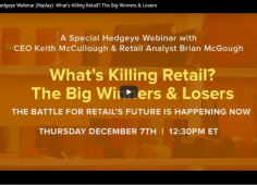 Whats Killing Retail - The Big Winners & Losers
