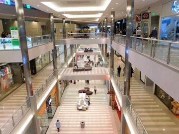 American malls