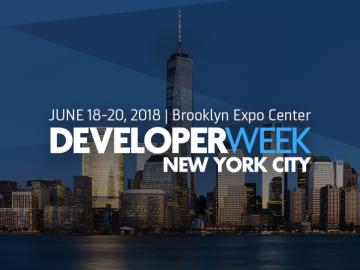 DeveloperWeek New York 2018