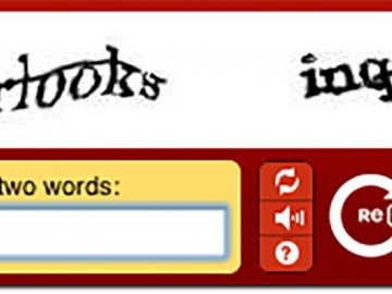 Is Contact form with CAPTCHA important?
