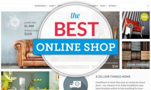 The best e-commerce shop