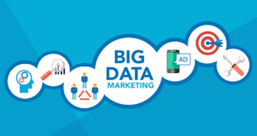 The use of data in marketing