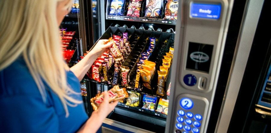 Vending machines help create unique customer experiences