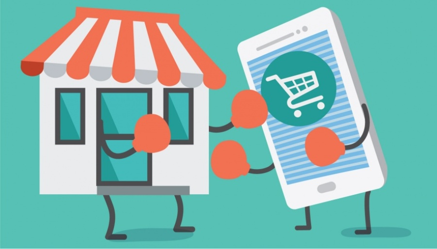 Why e-commerce will not win the war against traditional retailers