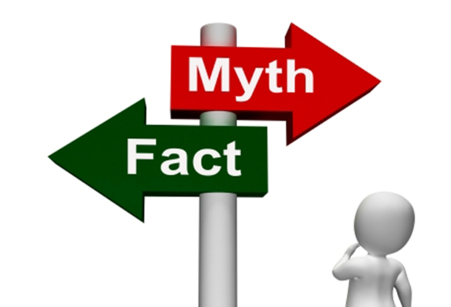 E-commerce myth
