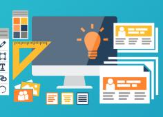 Graphic designing in e-commerce