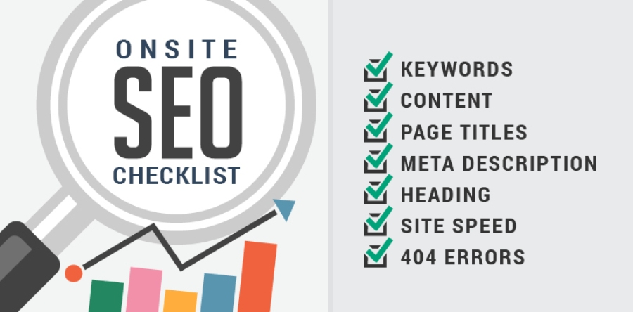 SEO checklist for e-commerce entrepreneurs