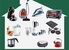 Selling electrical appliances online