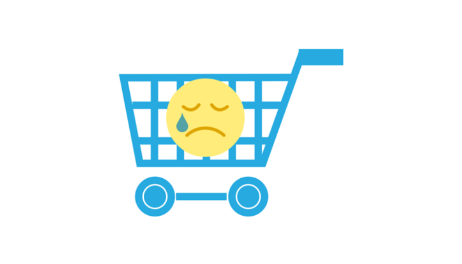 What causes shopping cart abandonment in e-commerce?