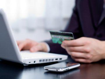 E-commerce financial services