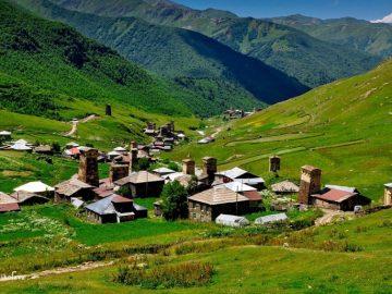 Remote regions