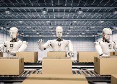 Robots in e-commerce