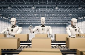 Robots in e-commerce